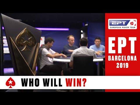 EPT Barcelona 2019 – Main Event – Episode 9
