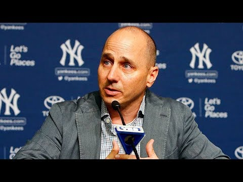 Mike Francesa w/Brian Cashman-Injury report,Gleyber Torres,Aaron Boone,Gray-Romine,Didi,Stanton more
