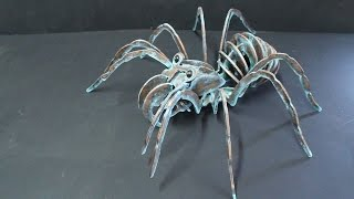 Steampunk Spider Model