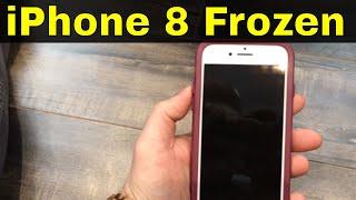 How To Fix An iPhone 8 Frozen Screen-Easy Repair