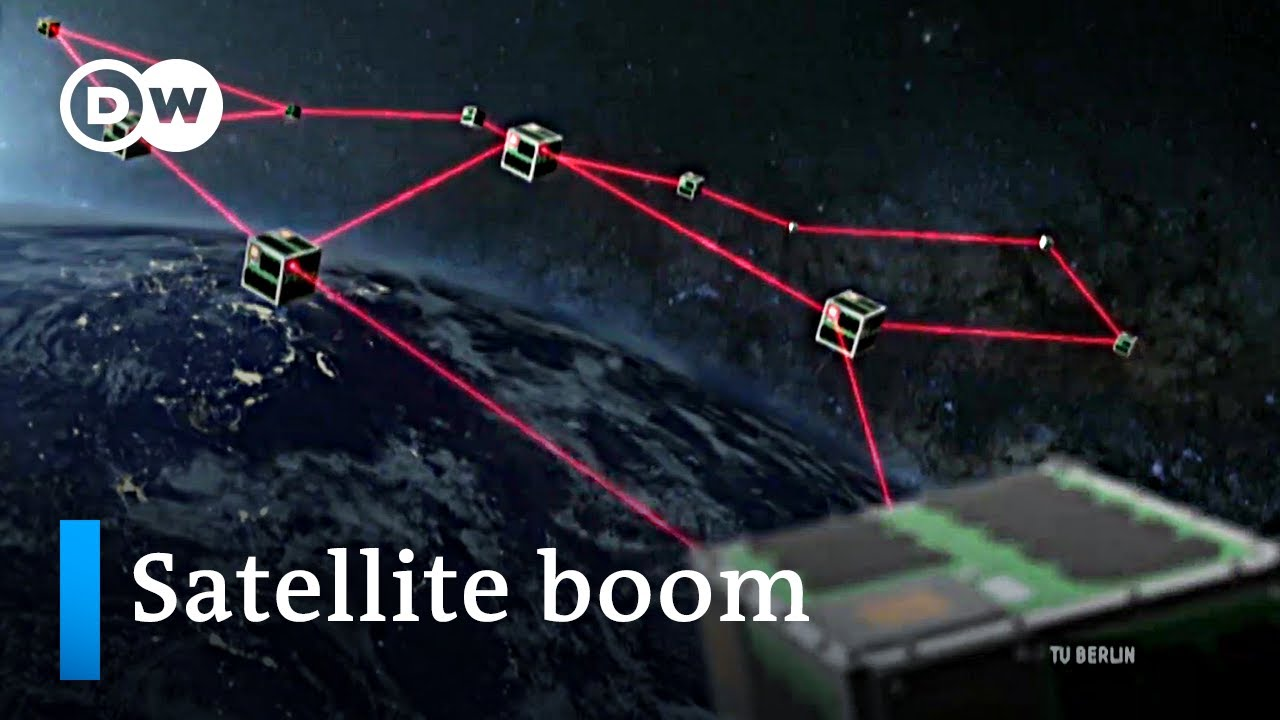 Satellite Business Skyrockets, attracting global Technology giants