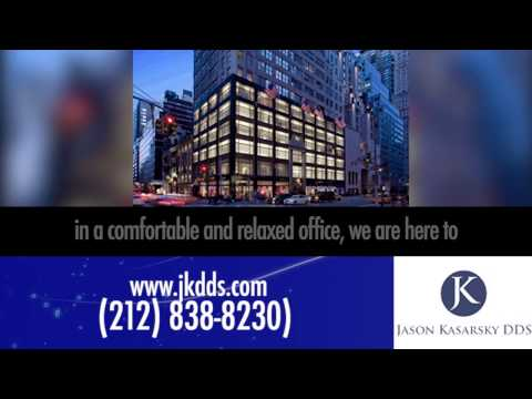 Cosmetic Dentist New York NY - Jason Kasarsky, DDS