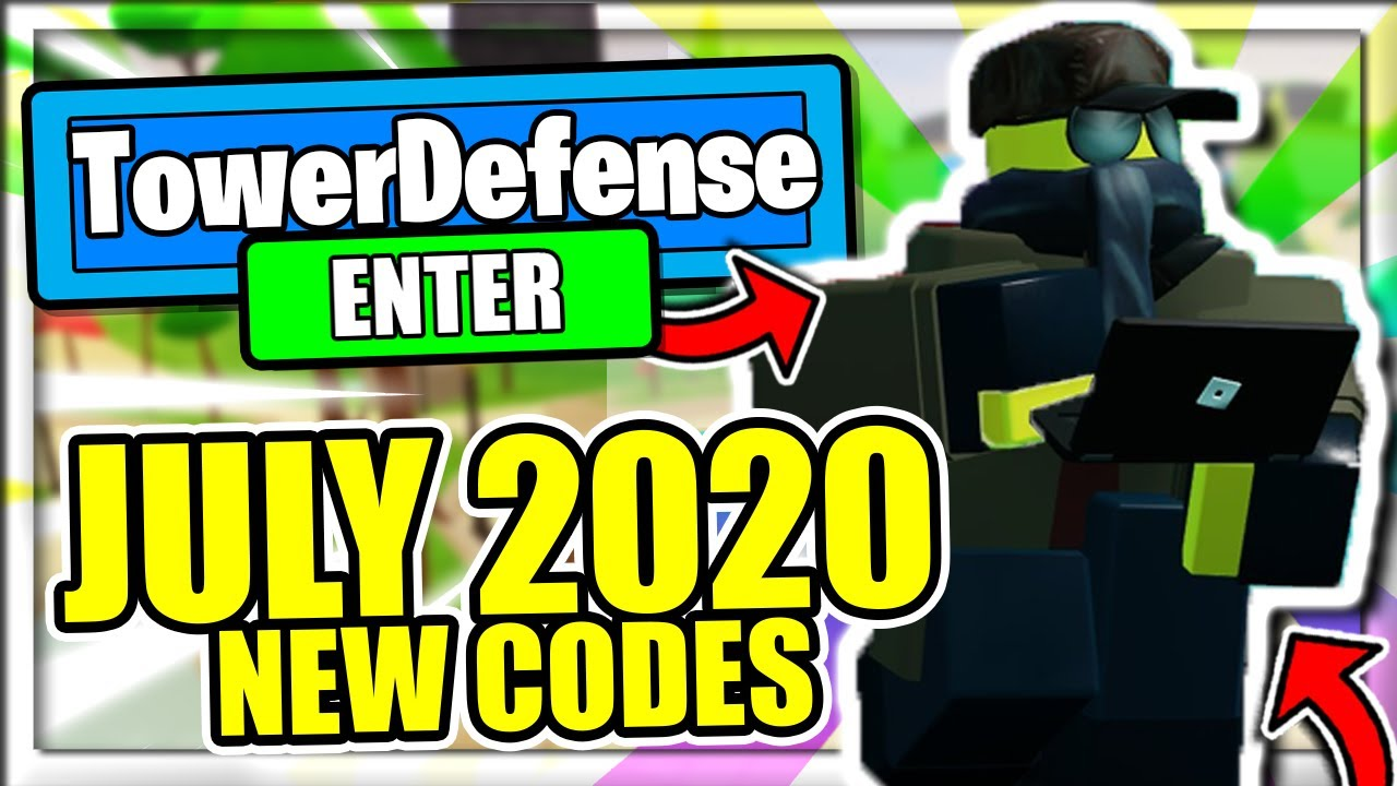 July 2020 All New Secret Op Working Codes Roblox Tower Defense Simulator Youtube