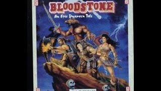 Bloodstone An Epic Dwarven Tale Unboxing (PC) ENGLISH