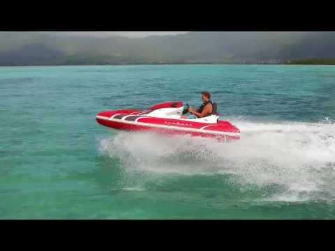Fun Adventure Mauritius New Seakart 335 Teaser