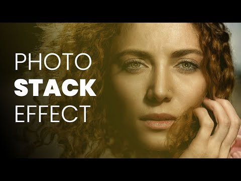 CSS Photo Stack Effect | CSS Animation