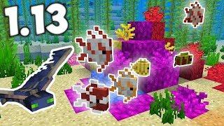 ВОДОЛАЗНЫЕ ВЫЖИВАНИЯ - ПОИСК ДОМА (Minecraft 1.13)