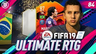 WE GOT A BRAZILIAN ICON!!! ULTIMATE RTG - #84 - FIFA 19 Ultimate Team