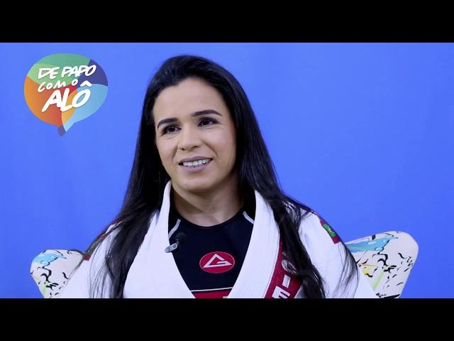 De Papo Com o Alô - Marília Alves Vieira