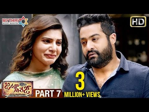 Janatha Garage Full Movie | Part 7 | Jr...