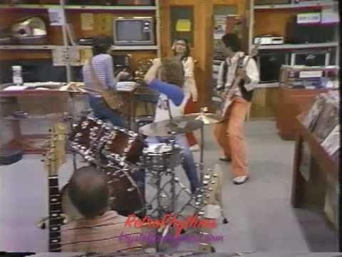 The Music Shoppe — Nia Peeples, Benny Medina, Gary Crosby (1981)
