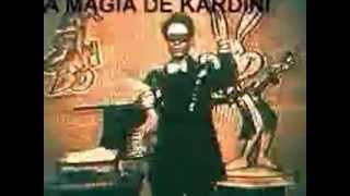 Raríssimo vídeo de KARDINI na TV Educativa - Programa Pandorga (ano 1991/1992)