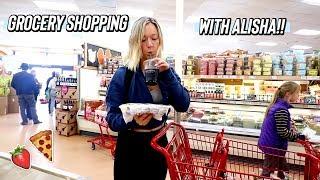 Legs shopping milf grocerys long White