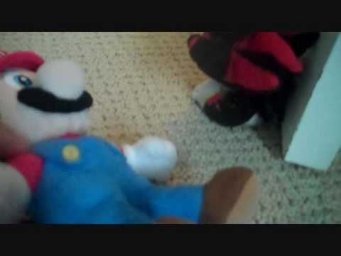 Mario Plushie Agents Episode 1 Enter Shadow The Hedgehog Part 3