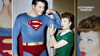 LA MALDISION DE SUPERMAN   EL TRISTE FINAL DE GEORGE REVES