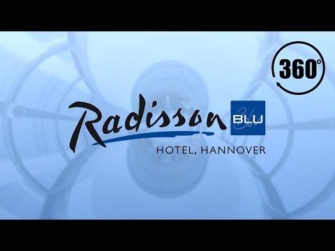 360°-Infotour Radisson Blu Hannover