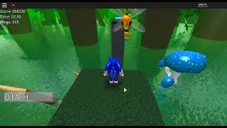HOW TO BEAT TROPICAL JUNGLE IN SONIC ROBLOX EDITION (note i dont have the full game for 500 robux)