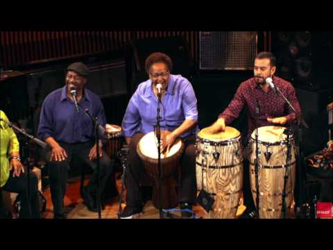 Linda Tillery and the Cultural Heritage Choir - Train Medley (Live at SFJAZZ)