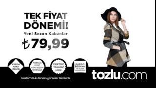 Tozlu.com'da Yeni Sezon Kabanlarda Fırsat İndirimler!