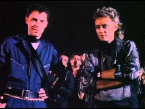 Roger Taylor - 'Strange Frontier' promotional video, 1984