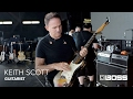 watch he video of BOSS Chats with Keith Scott - Guitarist for Bryan Adams