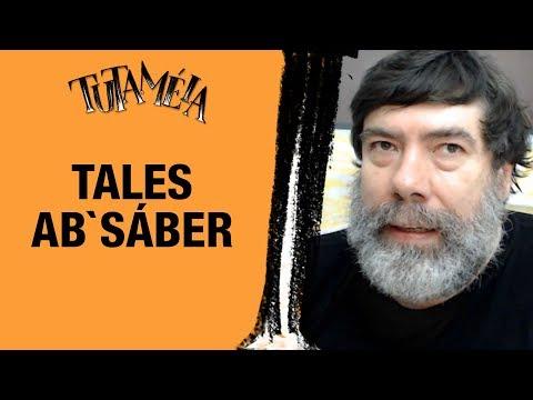 TUTAMÉIA entrevista psicanalista Tales Ab'Sáber