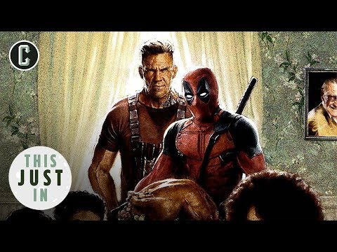 First Deadpool 2 Poster Is a Family Affair