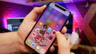новые Жесты iPhone X