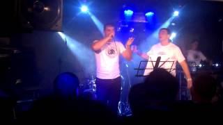 КОСМОНАВТЫ   live in BSB club 30 08 2015 720p