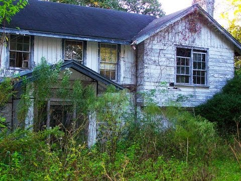 Exploring a 150 Year Old House