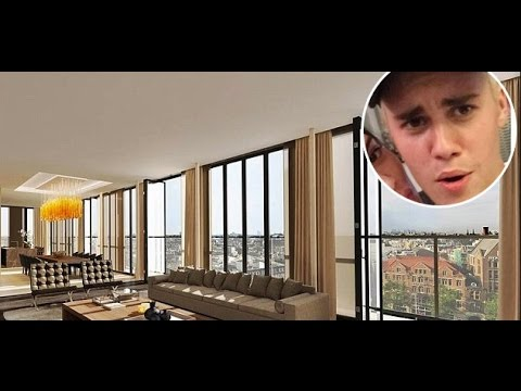 Justin Bieber's Luxury Amsterdam Penthouse See Pics Of His New $27 Million Pad
