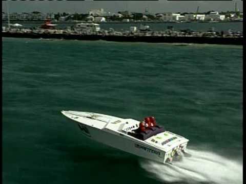 Pantera Racing   Key West 1995 by www.freezeframevideo.net