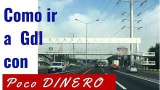 Como ir a Guadalajara, Jalisco con Bajo Presupuesto | CONSEJOS Y TIPS |