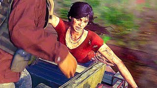 UNCHARTED The Lost Legacy - Official Final Trailer PS4 (2017)
