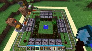 Riskable Builds: Botania Mana-Generating Potato (Crop) Farm (Early and Easy!)