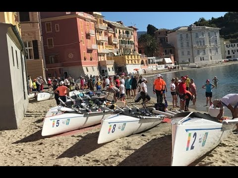 World Rowing Tour, Liguria, ITALY