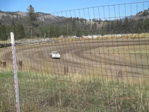 Eagle Track Raceway Greg Hector Time In Sept 20th 2014