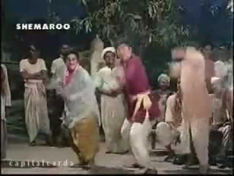 Kishore Kumar Ek Chokariya Beech Bazariya Hamse Aankh Ladaye Heera