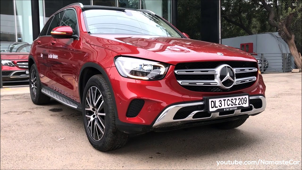 Mercedes Benz Glc 220d 4matic 68 Lakh Real Life Review Youtube