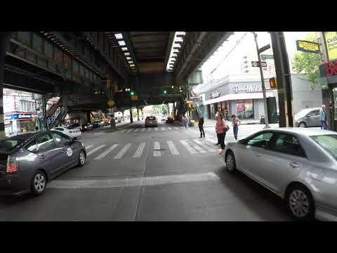Cycling In NYC From Coney Island, Brooklyn To Sheepshead Bay