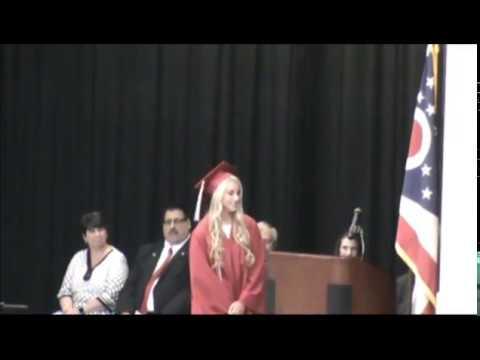 Rittman High School Graduation 2017