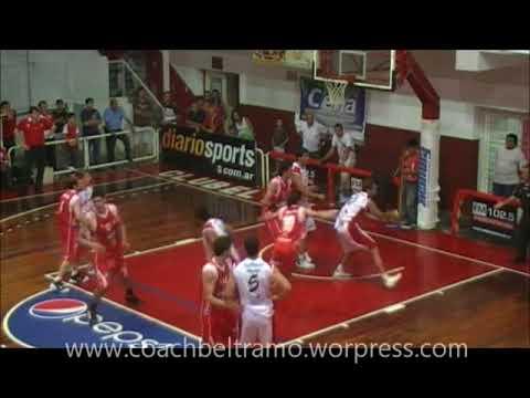 Partido Completo Liga B 2010/2011 San Isidro 113 vs Facundo 85