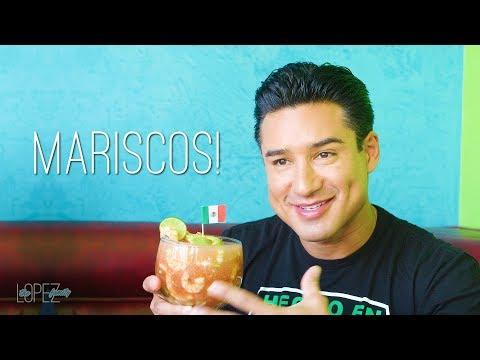 Mario and His Dad Eat Mexican Mariscos!