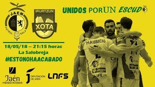 #PlayOff #3Partido - Jaén Paraíso Interior FS vs Osasuna Magna
