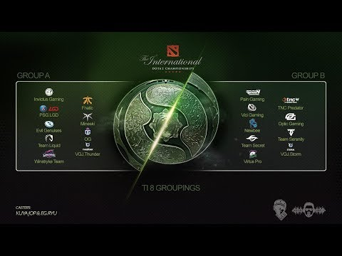 [DOTA 2 LIVE PH] IG Gaming VS Winstrike |Bo2| The International 2018 Group stage thumbnail