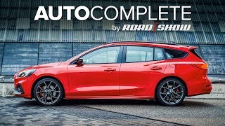 AutoComplete: Ford's new Focus ST is forbidden fruit wagon