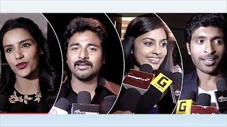 Celebrities about arima nambi movie | sivakarthikeyan, y.g. mahendra, vikram prabhu, priya anand