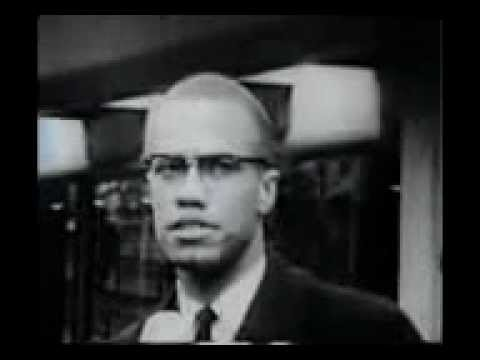 MALCOLM X - If You Stick A Knife In My Back