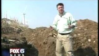 Milwaukee Channel Six News Report on Wind Turbine Trouble
