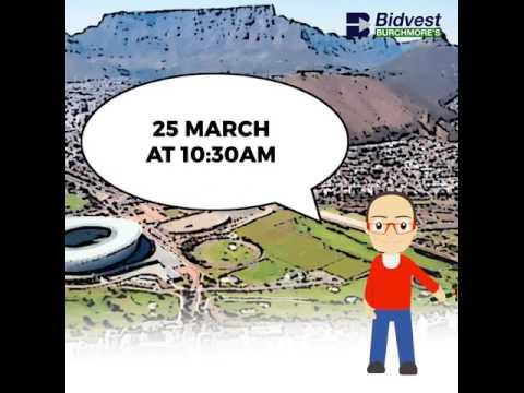 Burchmore's - Massive Bank Repo Auction in Cape Town
